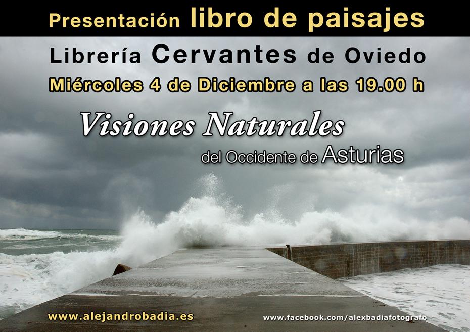 Presentacion Visiones Librería Cervantes