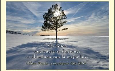 ¡Felices Fiestas y un Próspero año 2016!