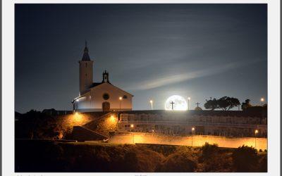 La Luna y Luarca