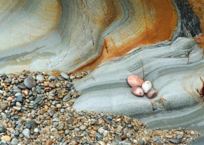 Adormecidas rocas