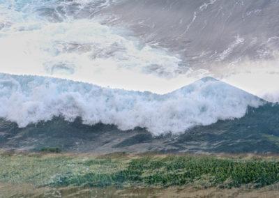 El alud del mar