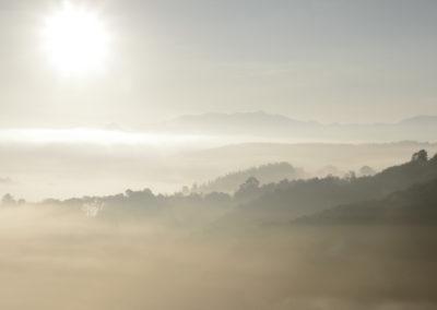 Pola de Allande-Bruma