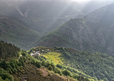 Ruta del Silencio, Villanueva de Oscos